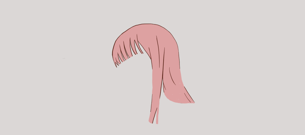 جزء شعر الشخصية